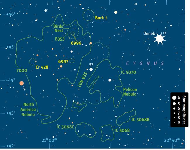 ngc7000 map