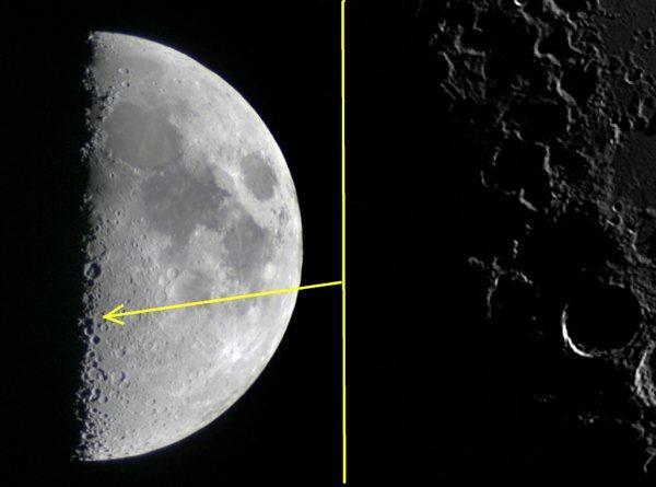 Лунный Х Поисковая карта